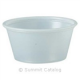 12BWWC 10-12OZ WHITE UNLAM BOWL FOAM PLASTIC DINNERWARE /125